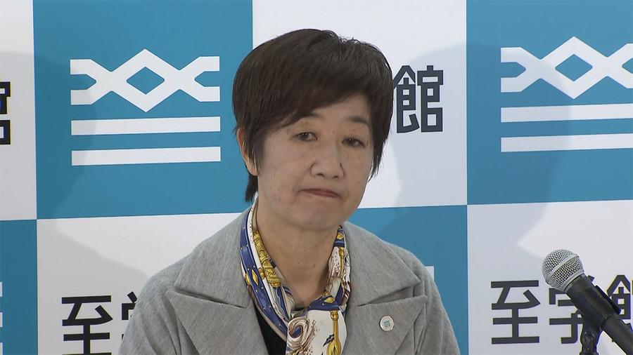 至学館大学、谷岡郁子学長が会見「そもそも伊調馨 …