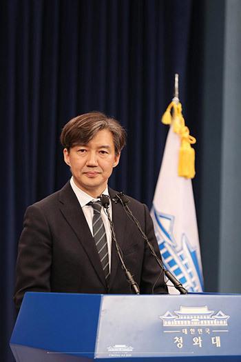 韓国の法相の辞任 クーデター、戒厳令の可能性