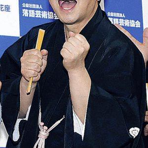 春風亭昇太、キューピッド役は鶴瓶だった!…元タカラジェンヌとの結婚披露宴会場どよめく