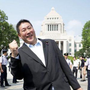 N国立花氏「マツコ・デラックス被害の会株式会社」設立