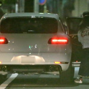 吉田沙保里、年下イケメンを高級外車で送迎