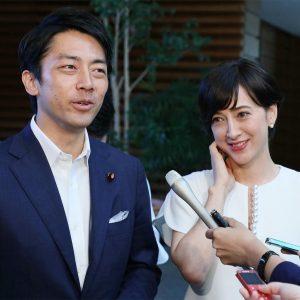 小泉進次郎氏と滝川クリステル夫婦に 男児が誕生