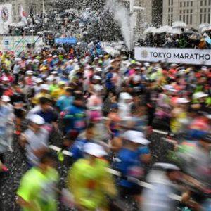 東京マラソン、一般走者の出場取りやめへ 五輪代表選考の選手のみ参加