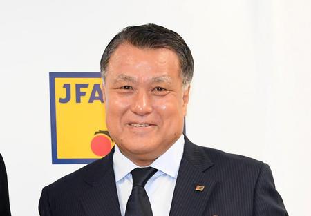 日本サッカー協会の田嶋幸三会長がコロナウイルスに感染