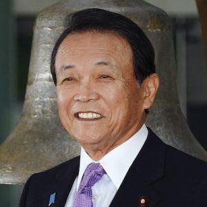 麻生大臣、「他国と比べて日本は民度レベルが違う」発言が物議
