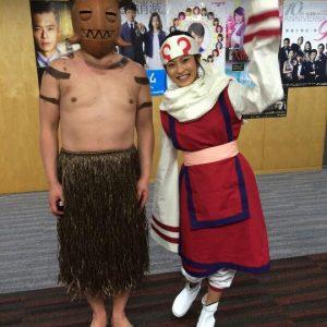 小島瑠璃子 19歳上キングダム漫画家と「福岡縁結び連泊愛」