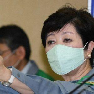 小池氏「むしろ国の問題」 感染再拡大、菅長官の東京問題発言に不快感