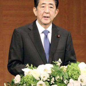 首相、お盆帰省の自粛求めず コロナ、緊急事態再発令を否定